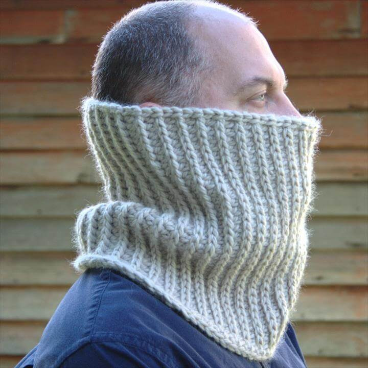 Awesome 26 Easy & Free Crochet Neck Warmer Patterns Crochet Cowl Scarf Pattern Of Superb 47 Pics Crochet Cowl Scarf Pattern