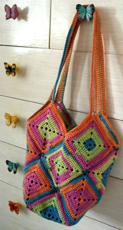Awesome 29 Crochet Bag Patterns Crochet tote Bag Pattern Of Adorable 48 Photos Crochet tote Bag Pattern
