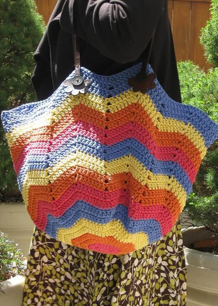 Awesome 30 Easy Crochet tote Bag Patterns Crochet tote Pattern Of New 42 Pics Crochet tote Pattern