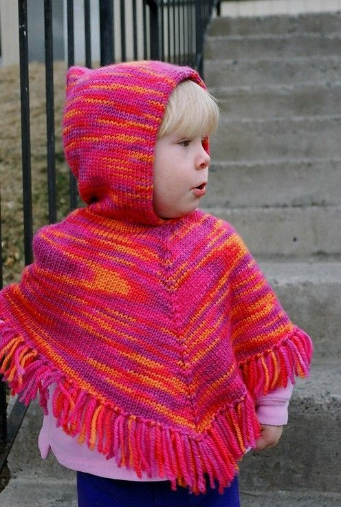 Awesome 309 Best Images About Knit On Pinterest Baby Poncho Crochet Pattern Of Attractive 40 Photos Baby Poncho Crochet Pattern