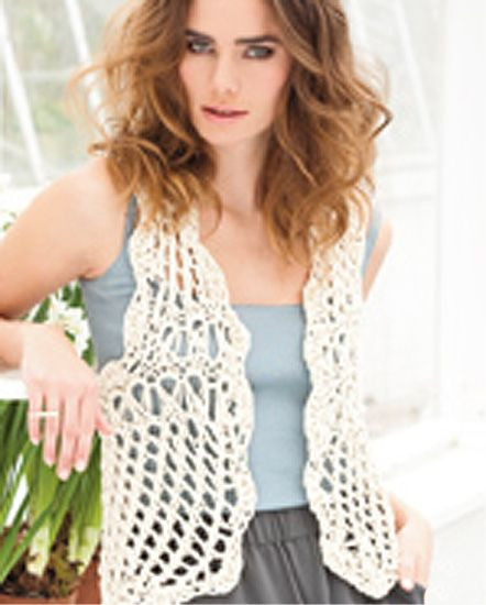Awesome 32 Free Crochet Vest Patterns for Beginners Patterns Hub Vest Pattern Free Of Amazing 43 Images Vest Pattern Free