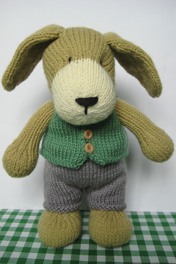 356 best images about Free Stuffed Animal Knitting