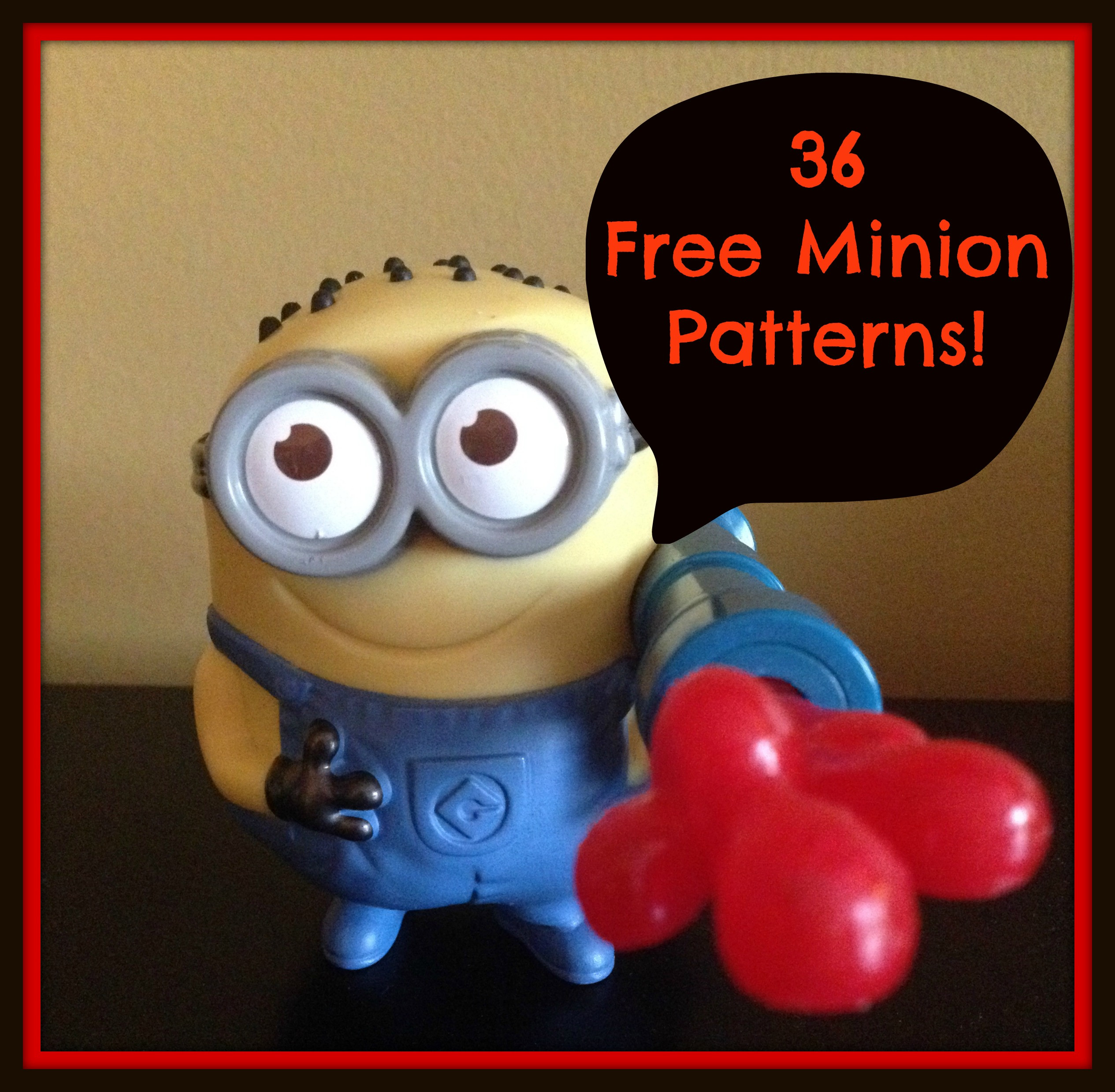 Awesome 36 Free Minion Patterns the Knit Wit by Shair Free Minion Crochet Pattern Of Marvelous 44 Images Free Minion Crochet Pattern