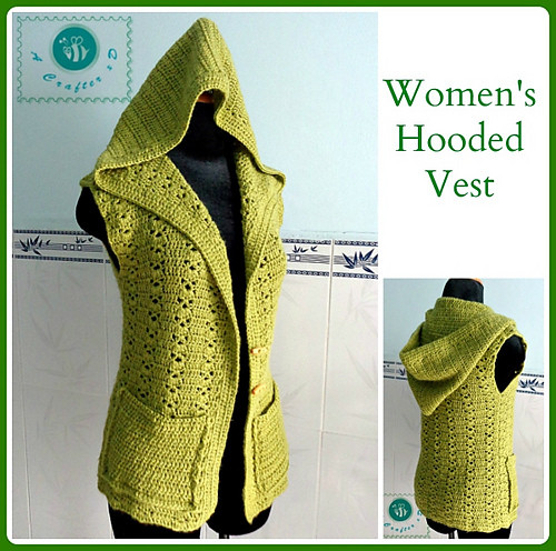 Awesome 365 Crochet Womens Crochet Vest Of Amazing 47 Pics Womens Crochet Vest