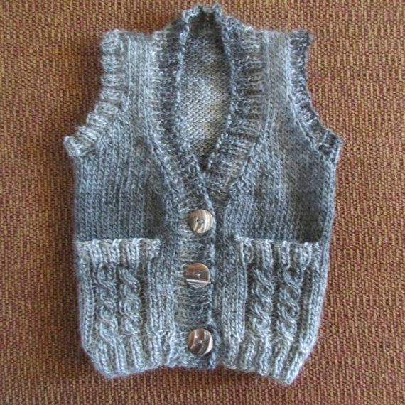 Awesome 391 Best Images About Knitted Vest On Pinterest Knitted Vest Patterns Of Amazing 50 Models Knitted Vest Patterns