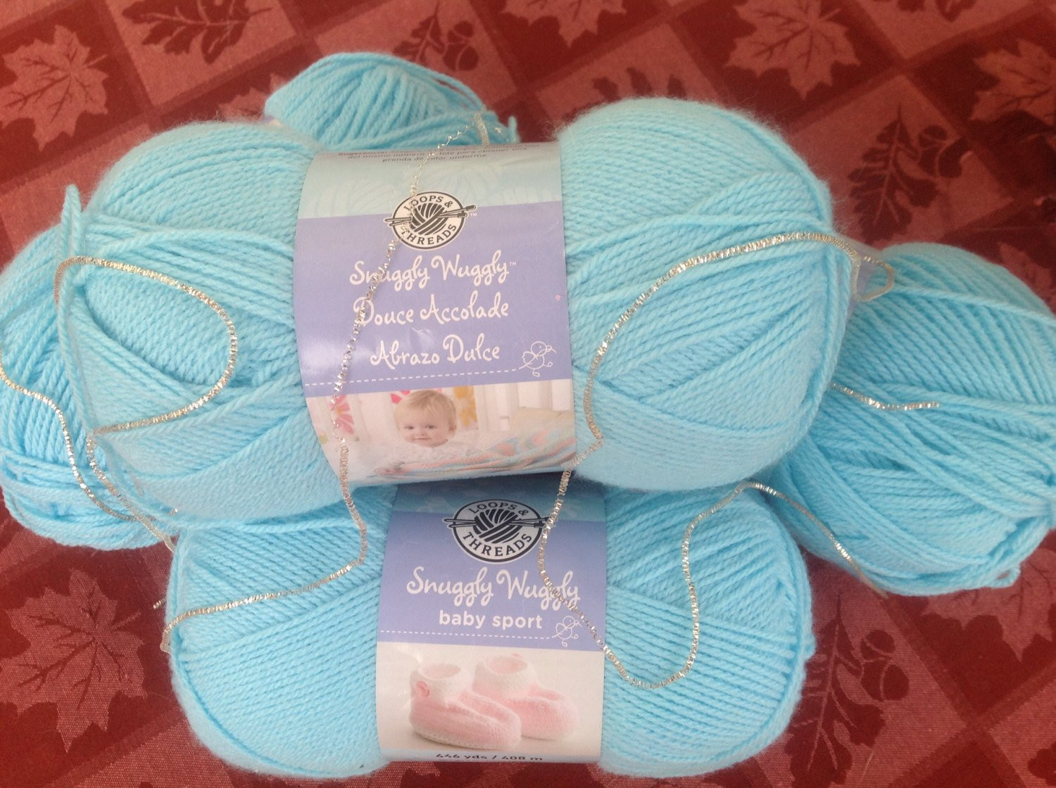 Awesome 4 Loops & Threads Snuggly Wuggly Baby Sport by Artposh On Etsy Snuggly Wuggly Yarn Of Amazing 49 Photos Snuggly Wuggly Yarn