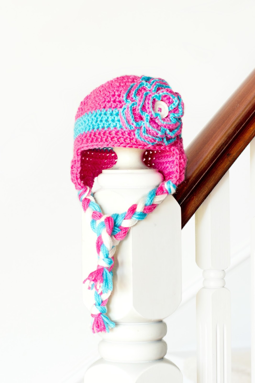 Awesome 41 Adorable Crochet Baby Hats & Patterns to Make Crochet Flower for Baby Hat Of Beautiful 42 Ideas Crochet Flower for Baby Hat
