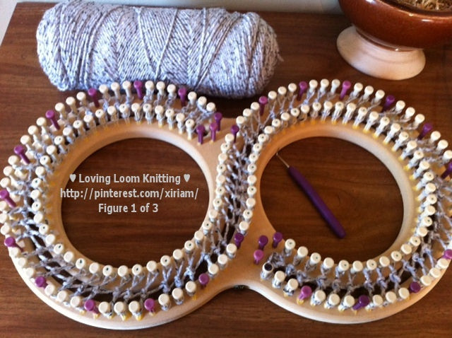 Awesome 439 Best Images About Loom Knitting On Pinterest Afghan Loom Of Brilliant 47 Pictures Afghan Loom