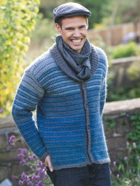 Awesome 44 Best Crochet Men S Patterns Images On Pinterest Crochet Mens Sweater Of Attractive 49 Pictures Crochet Mens Sweater