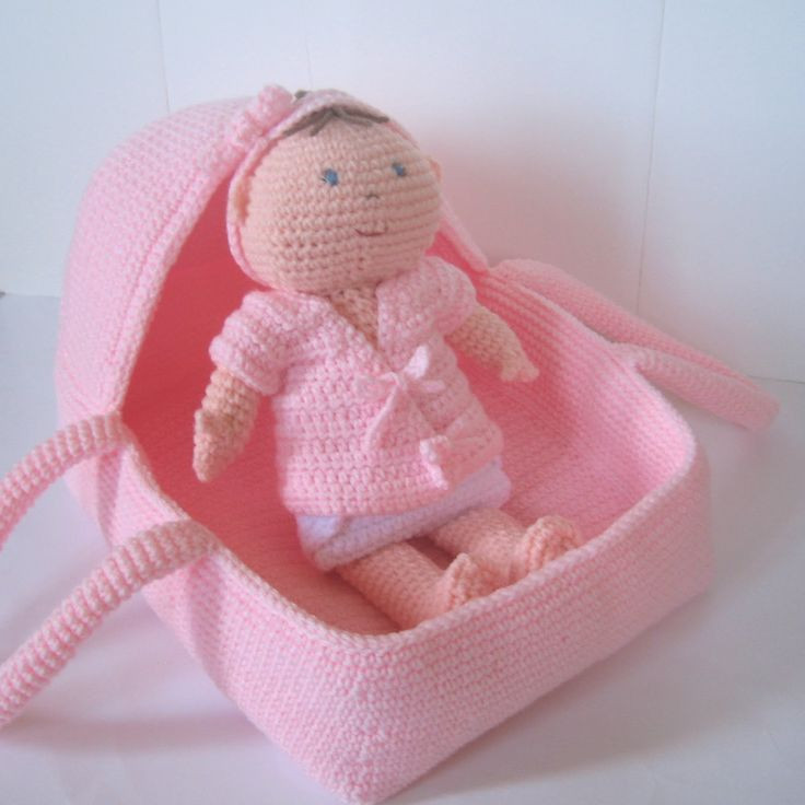 Awesome 469 Best Crochet Dolls Images On Pinterest Crochet Baby Doll Of Wonderful 48 Photos Crochet Baby Doll