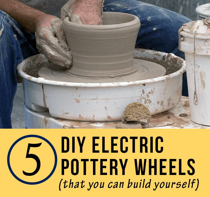 Awesome 5 Diy Electric Pottery Wheels Claygeek Clay Pottery Wheel Of Superb 47 Pictures Clay Pottery Wheel