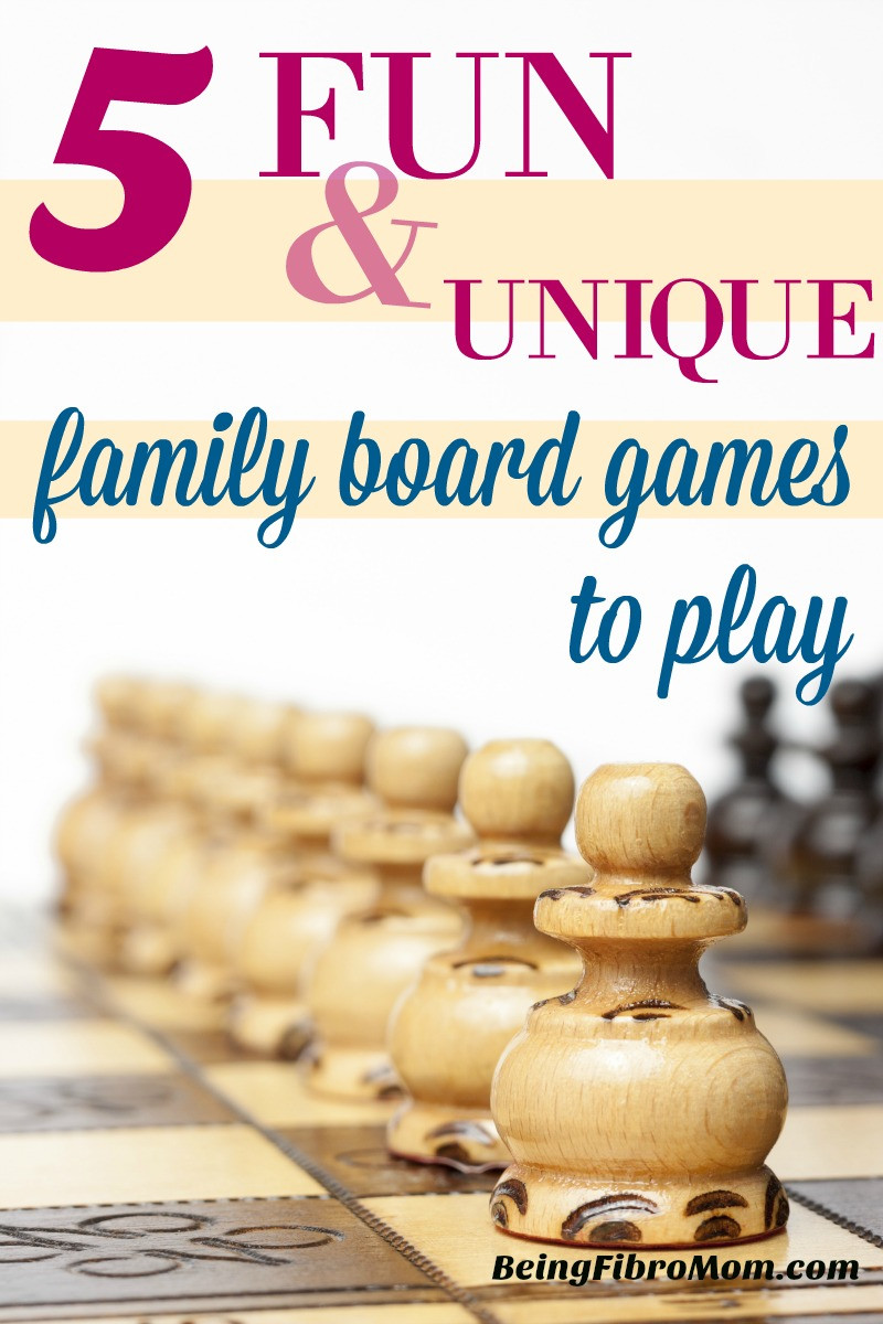 Awesome 5 Fun and Unique Family Board Games to Play Being Fibro Mom Fun Board Games to Play with Family Of Awesome 49 Pics Fun Board Games to Play with Family