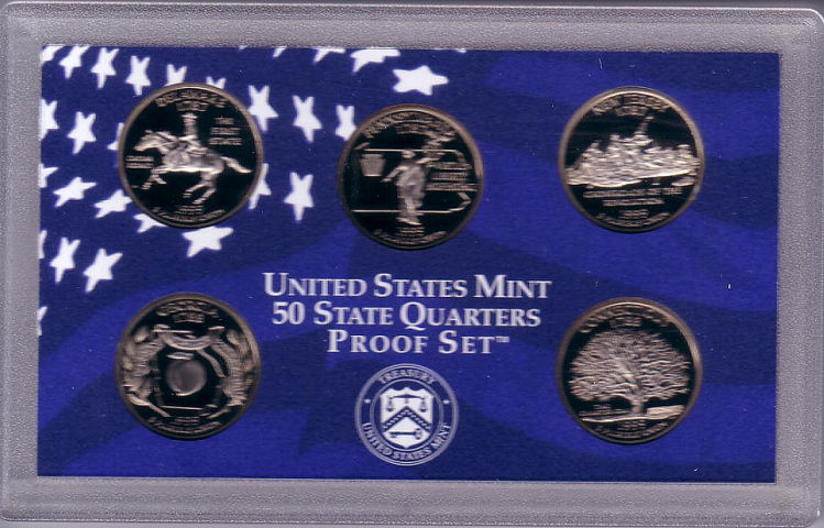 Awesome 50 State Quarters Proof Sets How Much are they Worth State Quarter Proof Set Of Top 48 Images State Quarter Proof Set