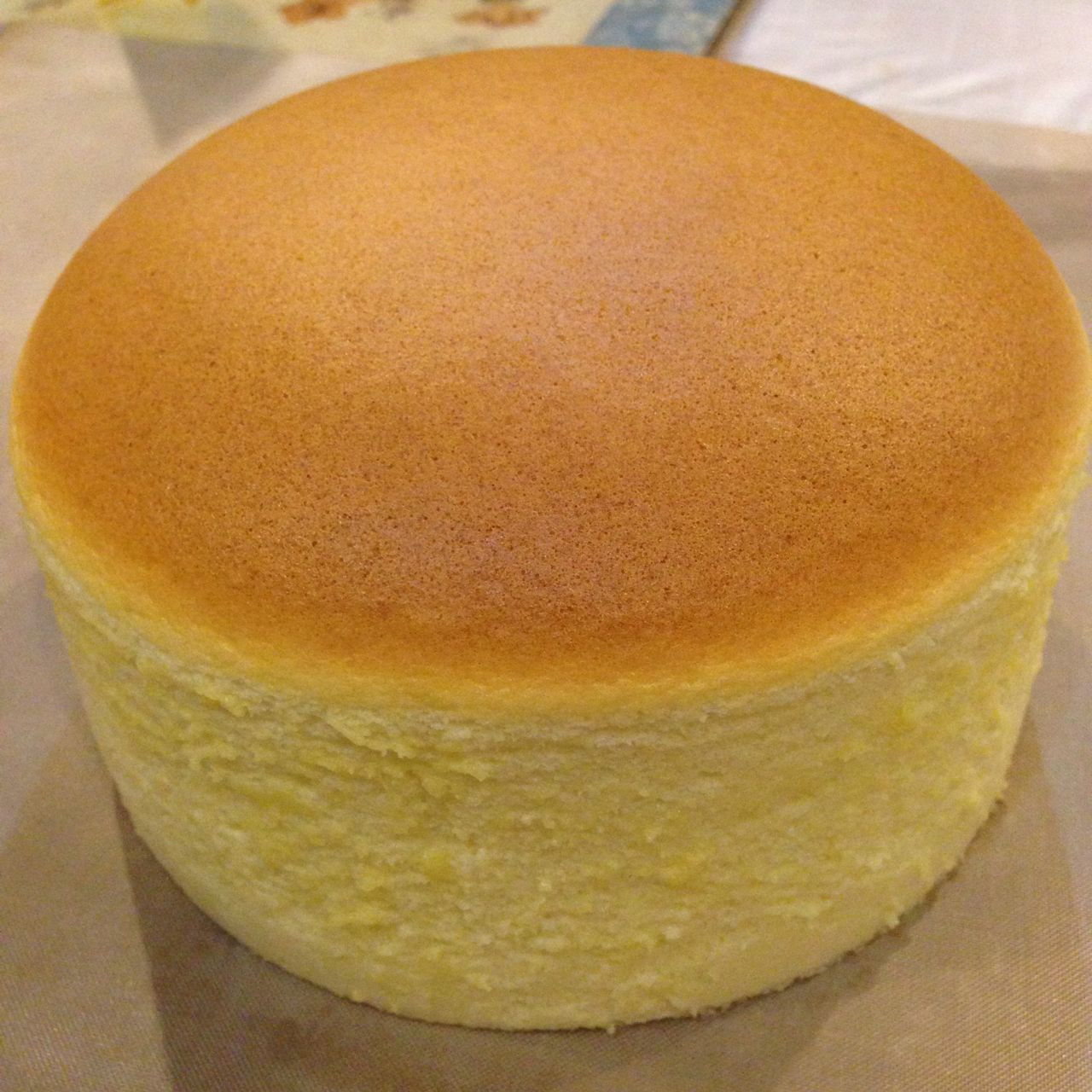 Awesome 6″ Japanese Cotton Cheesecake 3 Cakes Different Cotton Cake Of Wonderful 43 Photos Cotton Cake
