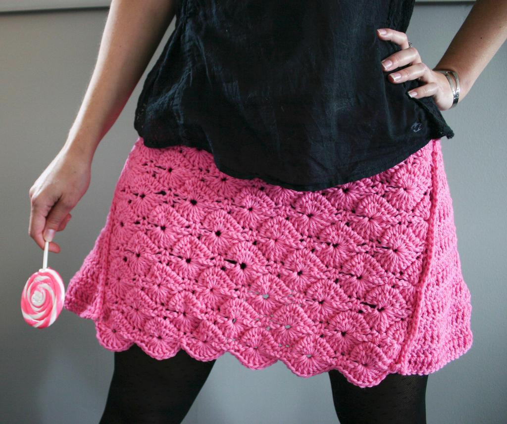 Awesome 7 Crochet Shorts and Skirt Patterns the Craftsy Blog Crochet Skirts Of Contemporary 43 Pics Crochet Skirts