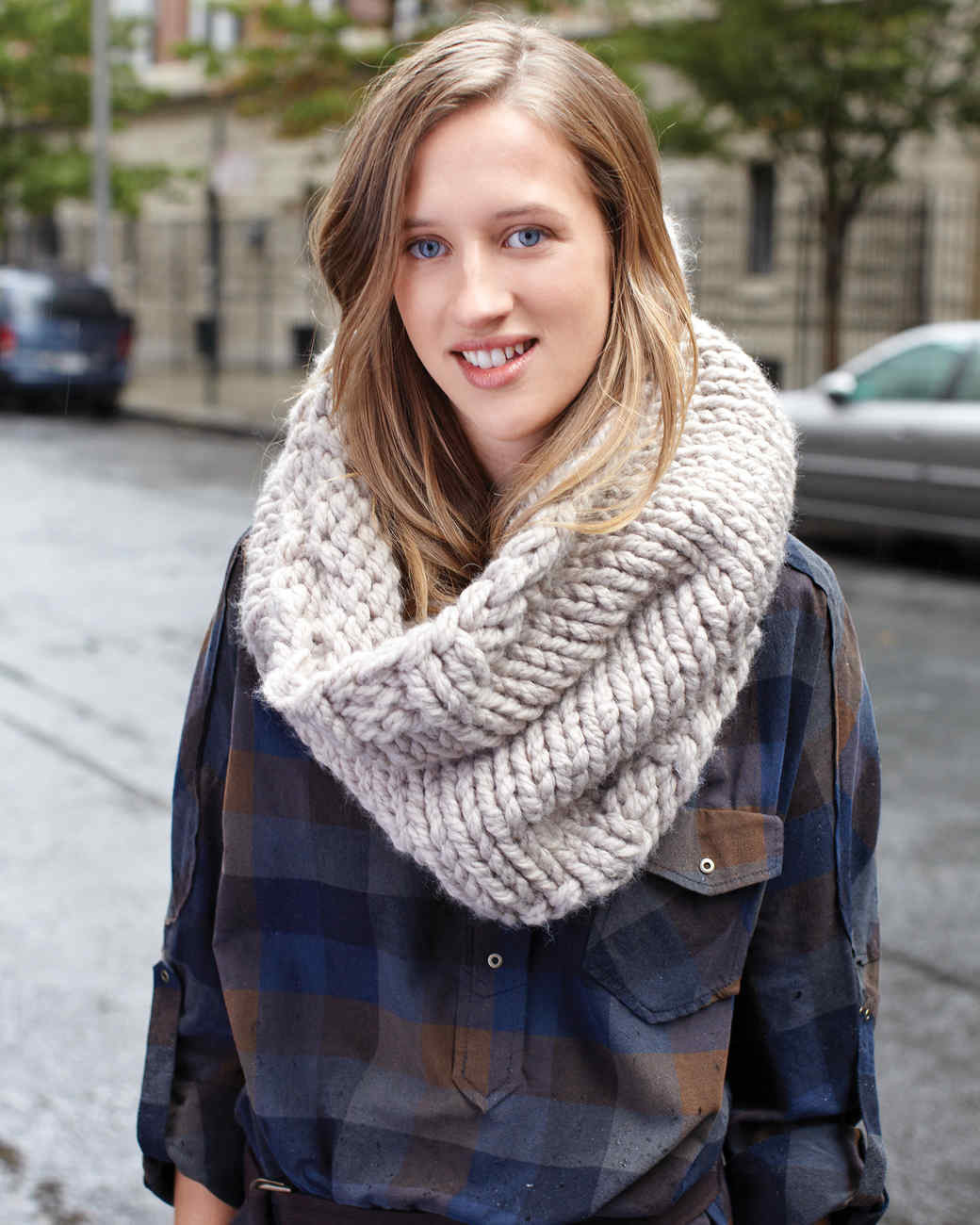 7 Knitted Scarves to Feel Cozy and fortable