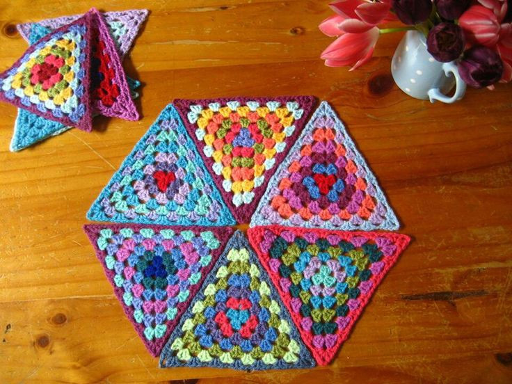 Awesome 75 Best Afghans Granny Triangle Crochet Images On Crochet Triangle Of Amazing 48 Ideas Crochet Triangle