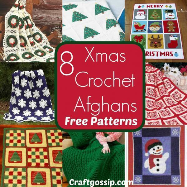 Awesome 8 Free Christmas Afghan Blanket Patterns – Crochet Free Christmas Crochet Afghan Patterns Of Luxury 43 Ideas Free Christmas Crochet Afghan Patterns