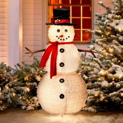 Awesome 89 Best Frosty the Snowman Inflatable Images On Pinterest Christmas Snowman Decorations Of Adorable 41 Models Christmas Snowman Decorations