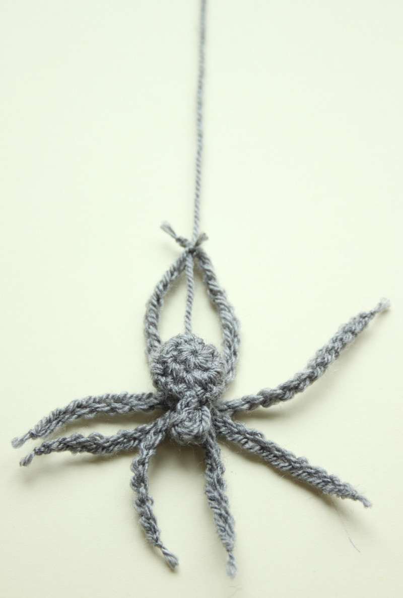 Awesome A Crochet House Spider A Free Pattern for Hallowe'en Crochet Spider Of Amazing 49 Models Crochet Spider