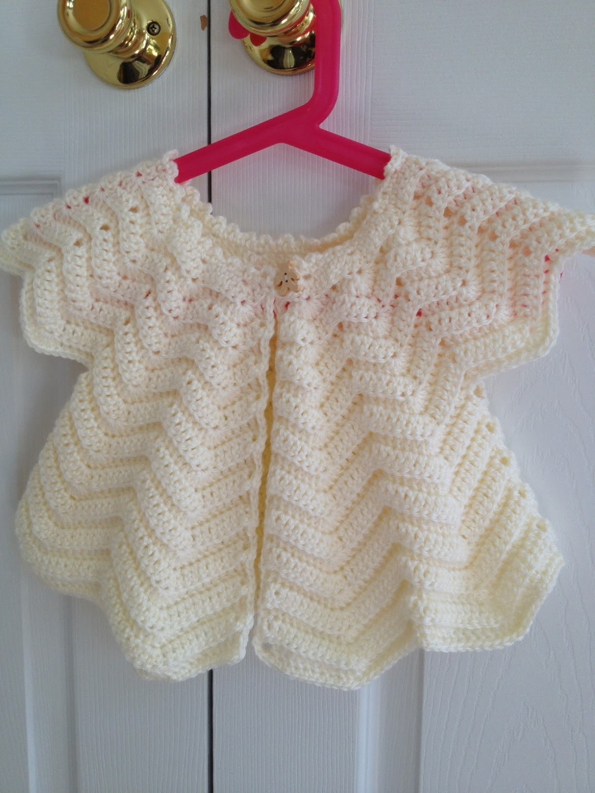 Awesome Agnes Gurumi Emmy S Baby Cardigan Free Pattern Free Crochet toddler Sweater Patterns Of Charming 50 Models Free Crochet toddler Sweater Patterns