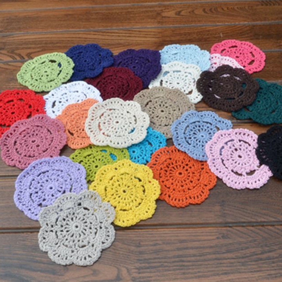 Awesome Aliexpress Buy 100 Pcs Lot wholesale Cotton Crochet Shop Of Lovely 48 Images Crochet Shop