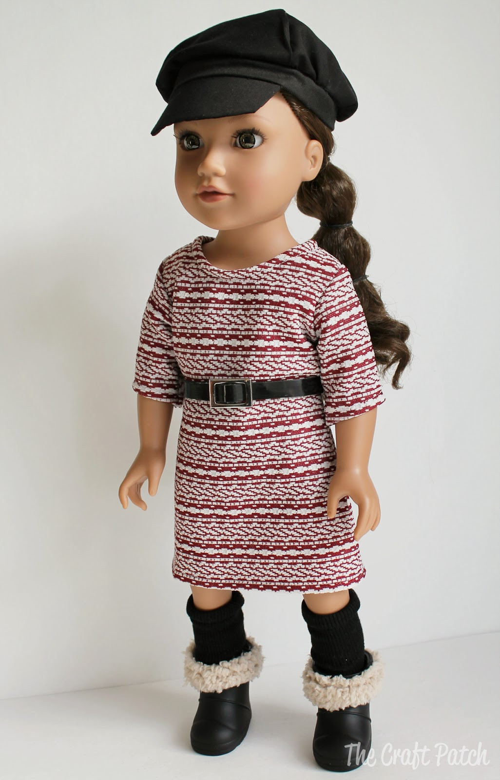 Awesome American Girl Doll Basic Knit Dress Pattern and Tutorial American Girl Doll Dress Patterns Of Incredible 48 Models American Girl Doll Dress Patterns