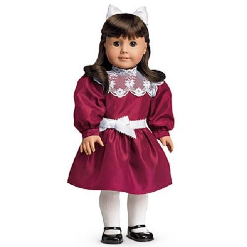 Awesome American Girl Doll Samantha S Holiday Cranberry Dress American Girl Christmas Dress Of Lovely 47 Models American Girl Christmas Dress