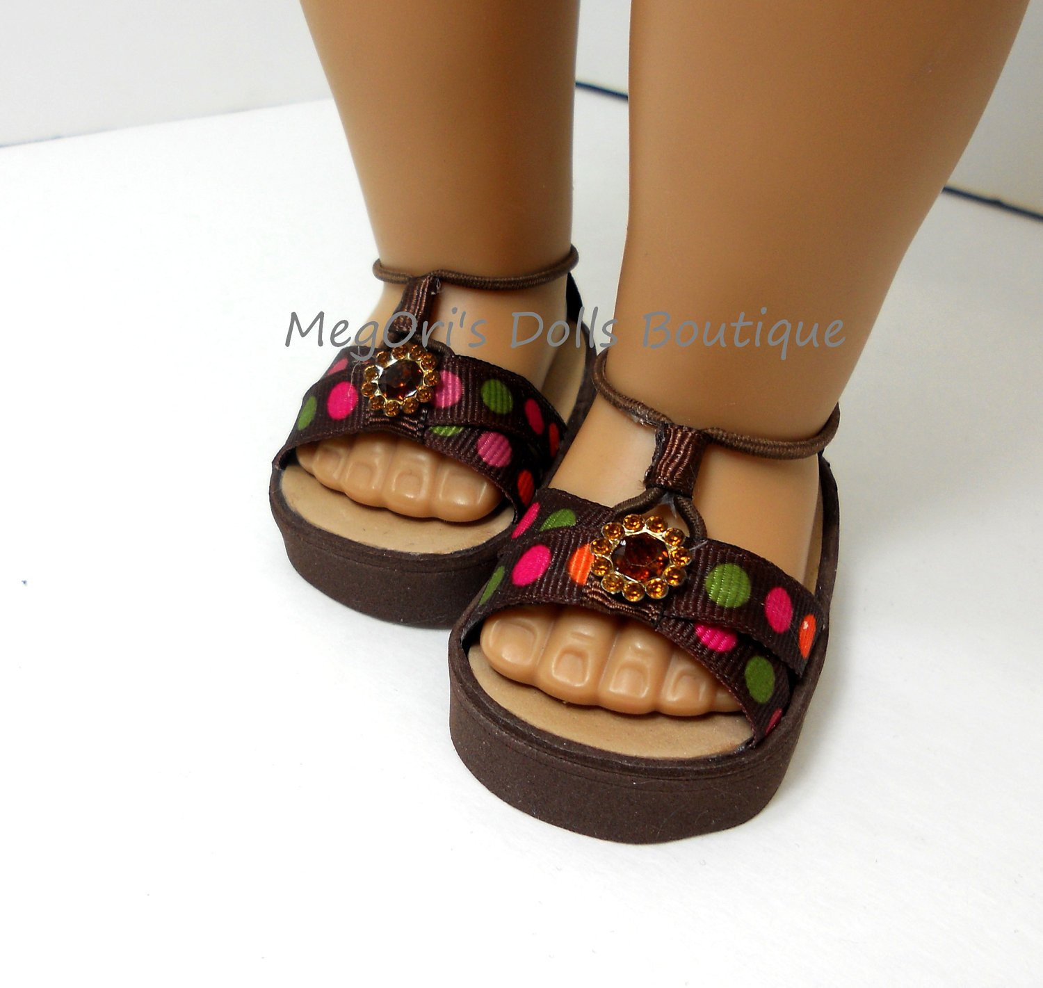 Awesome American Girl Dolls Sandals Shoes Dahlias Brown Green Pink Ag Doll Shoes Of Superb 49 Photos Ag Doll Shoes