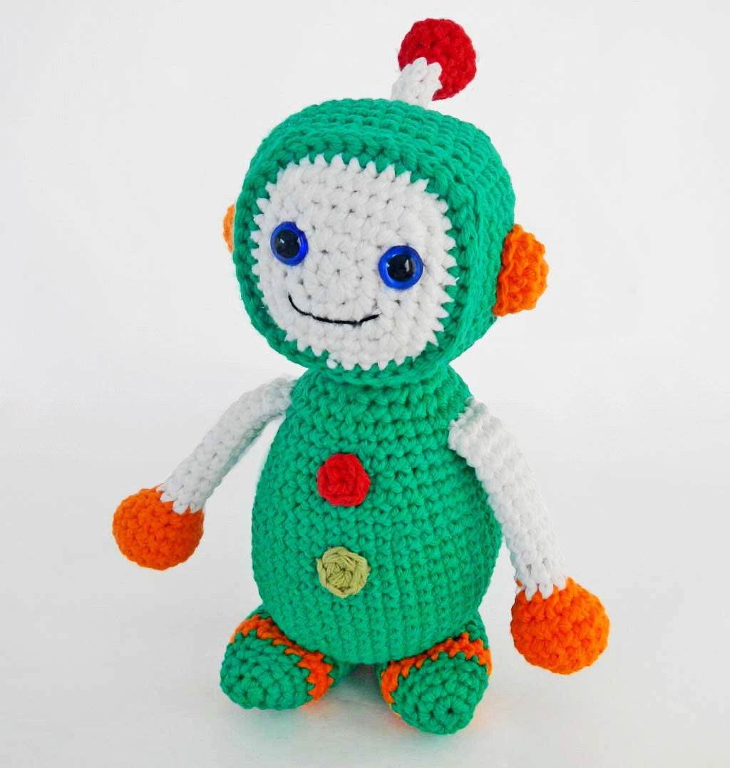 Awesome Amigurumi Pattern for Crochet toy Robot by Crochet toys Of Amazing 46 Models Crochet toys