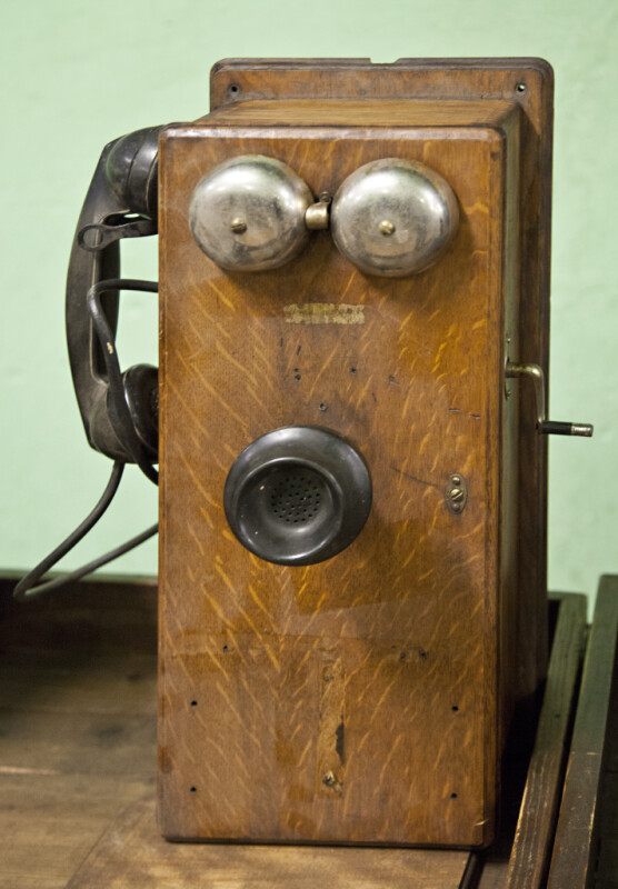 Awesome An Antique Wooden Wall Phone Old Wall Telephone Of Marvelous 42 Models Old Wall Telephone