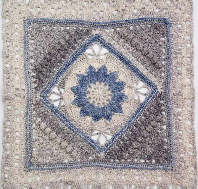 Awesome Antique Lace Crochet Granny Square Large Granny Square Pattern Of New 47 Photos Large Granny Square Pattern