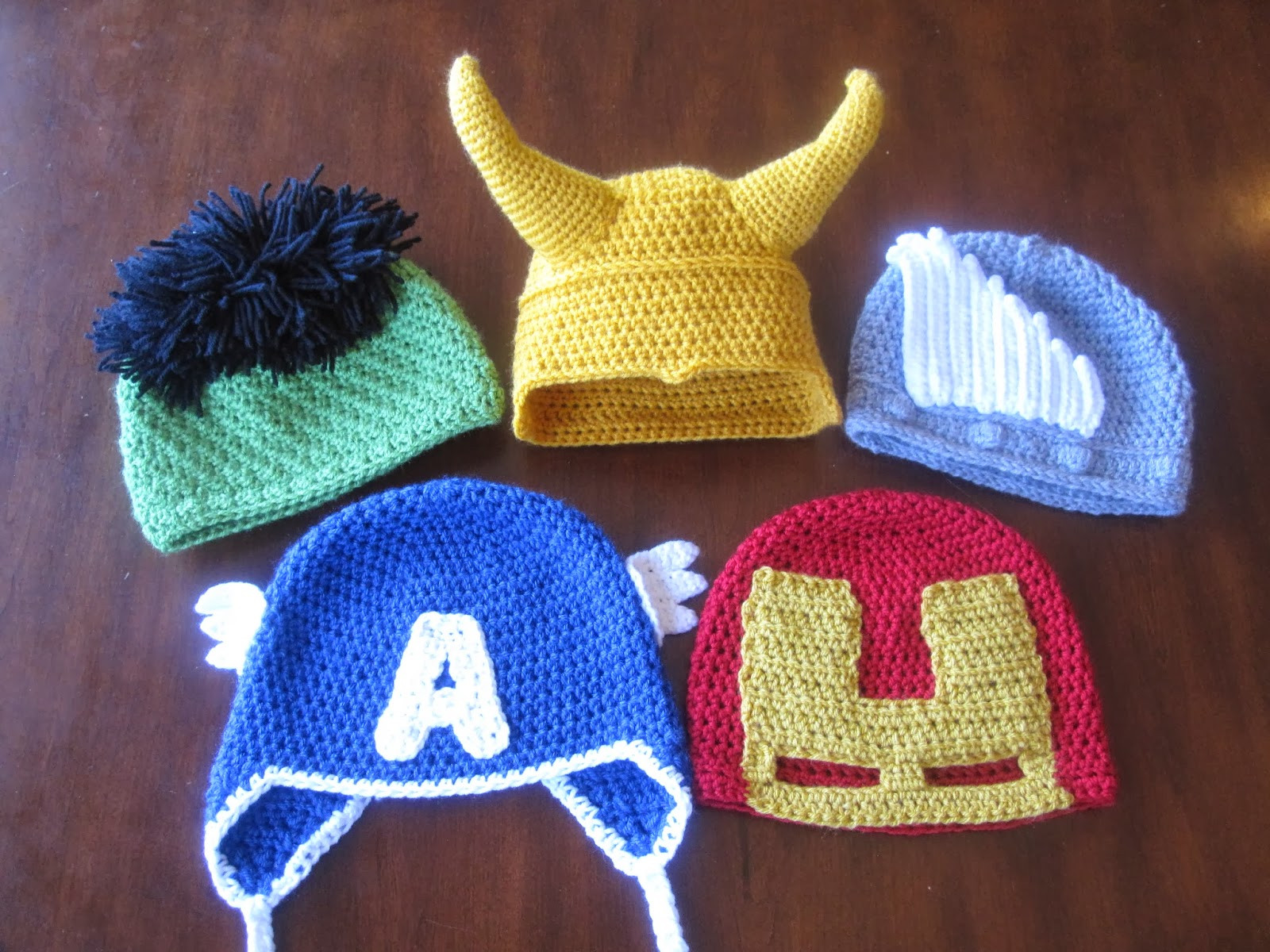 Awesome Avengers assemble Crochet Stuff Of Incredible 42 Pictures Crochet Stuff
