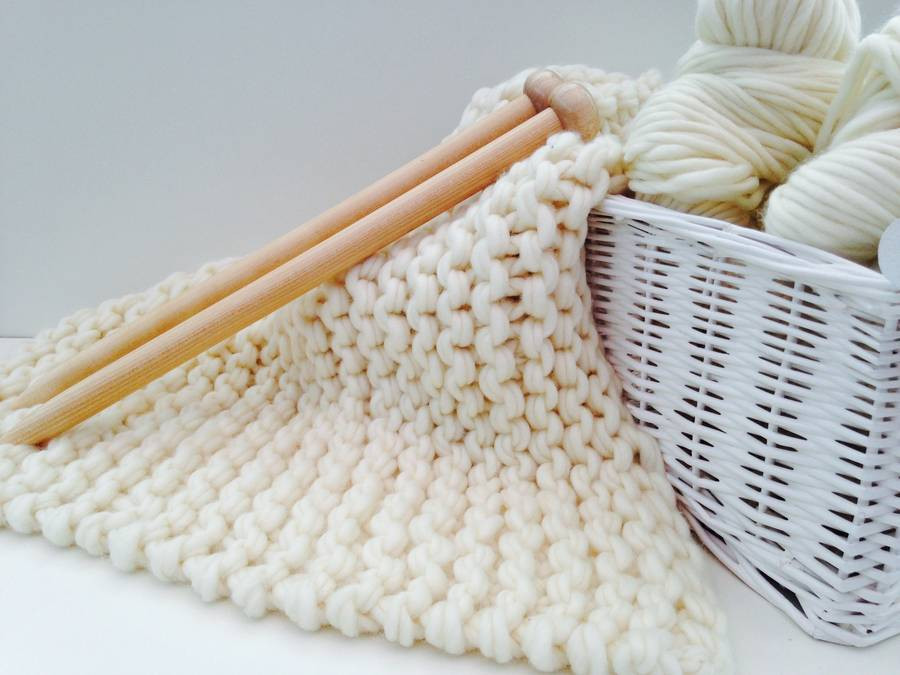 Awesome Baby Blanket Beginners Knitting Kit by Wool Couture Blanket Knitting Kit Of Lovely 47 Models Blanket Knitting Kit