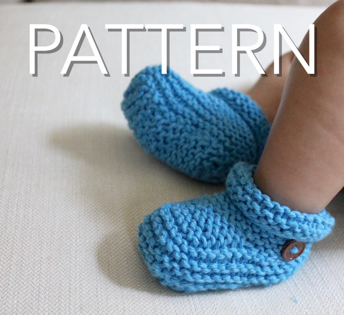 Awesome Baby Booties Pattern Beginner S Pattern Knit Booties Baby Knits for Beginners Of Innovative 45 Pictures Baby Knits for Beginners