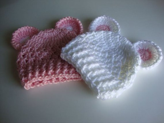 Awesome Baby Crochet Hat Pattern Preemie to 12 Months Instant Knitted Preemie Hats Of Contemporary 46 Images Knitted Preemie Hats