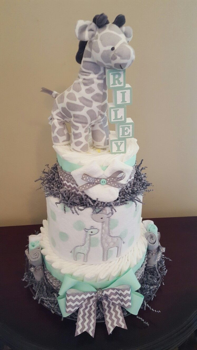 Awesome Baby Giraffe Baby Diaper Cake Ideas Of New 48 Pictures Baby Diaper Cake Ideas