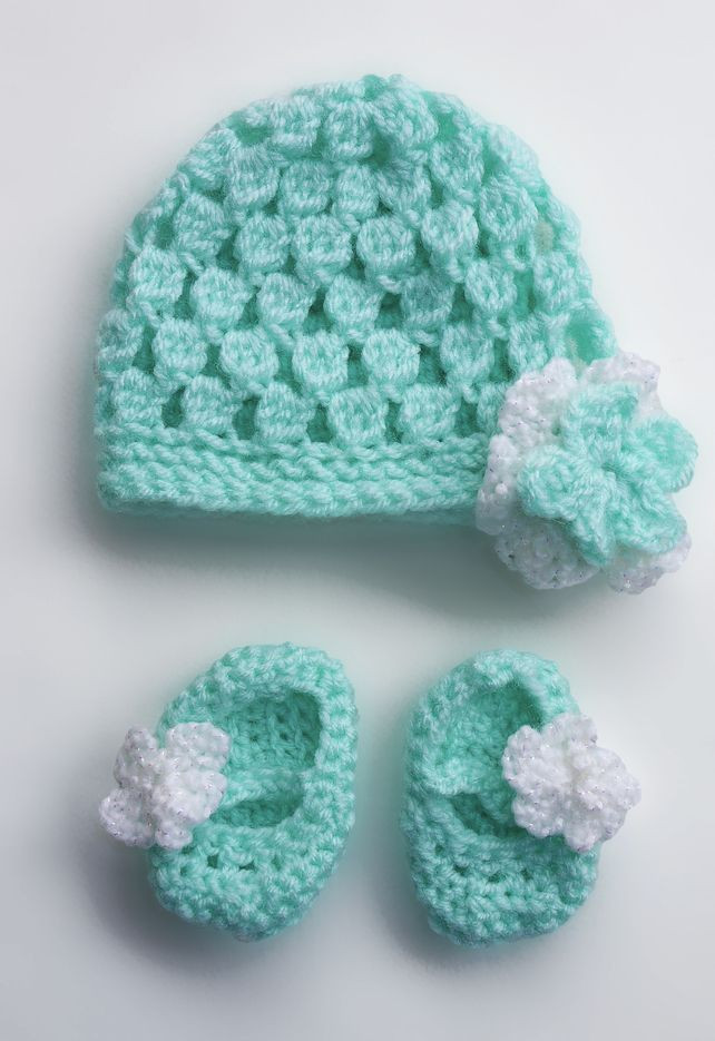 Awesome Baby Hat and Bootie Crochet Set Preemie or Small Baby Free Preemie Crochet Patterns Of Gorgeous 42 Pics Free Preemie Crochet Patterns