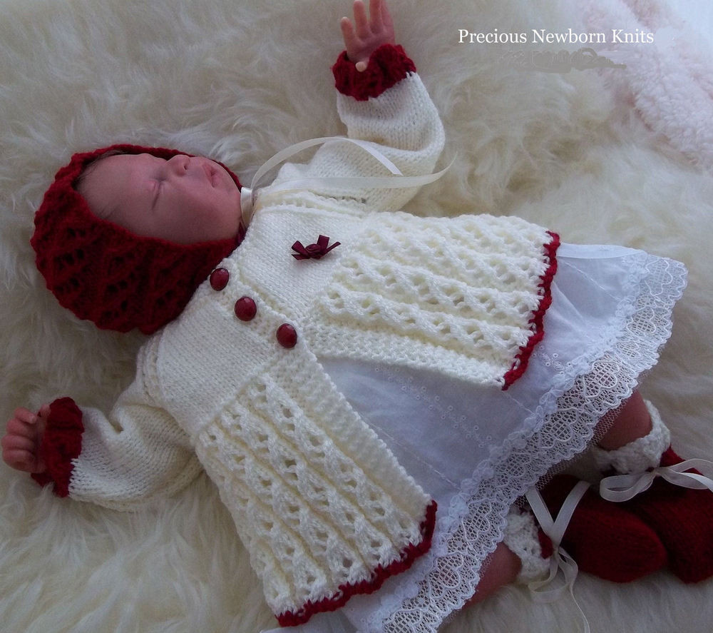 Awesome Baby Knitting Pattern 34 to Knit Girls Reborn Dolls Newborn Baby Sweater Of Gorgeous 41 Images Newborn Baby Sweater