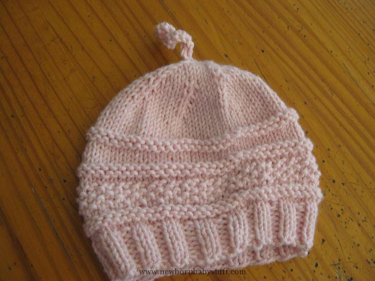 Baby Knitting Patterns free knitting baby Hat Pattern