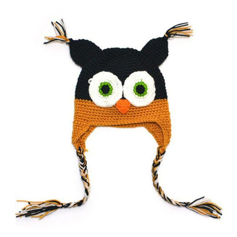 Awesome Baby Owl Knit Hat Knitted Owl Hat Of Amazing 40 Photos Knitted Owl Hat