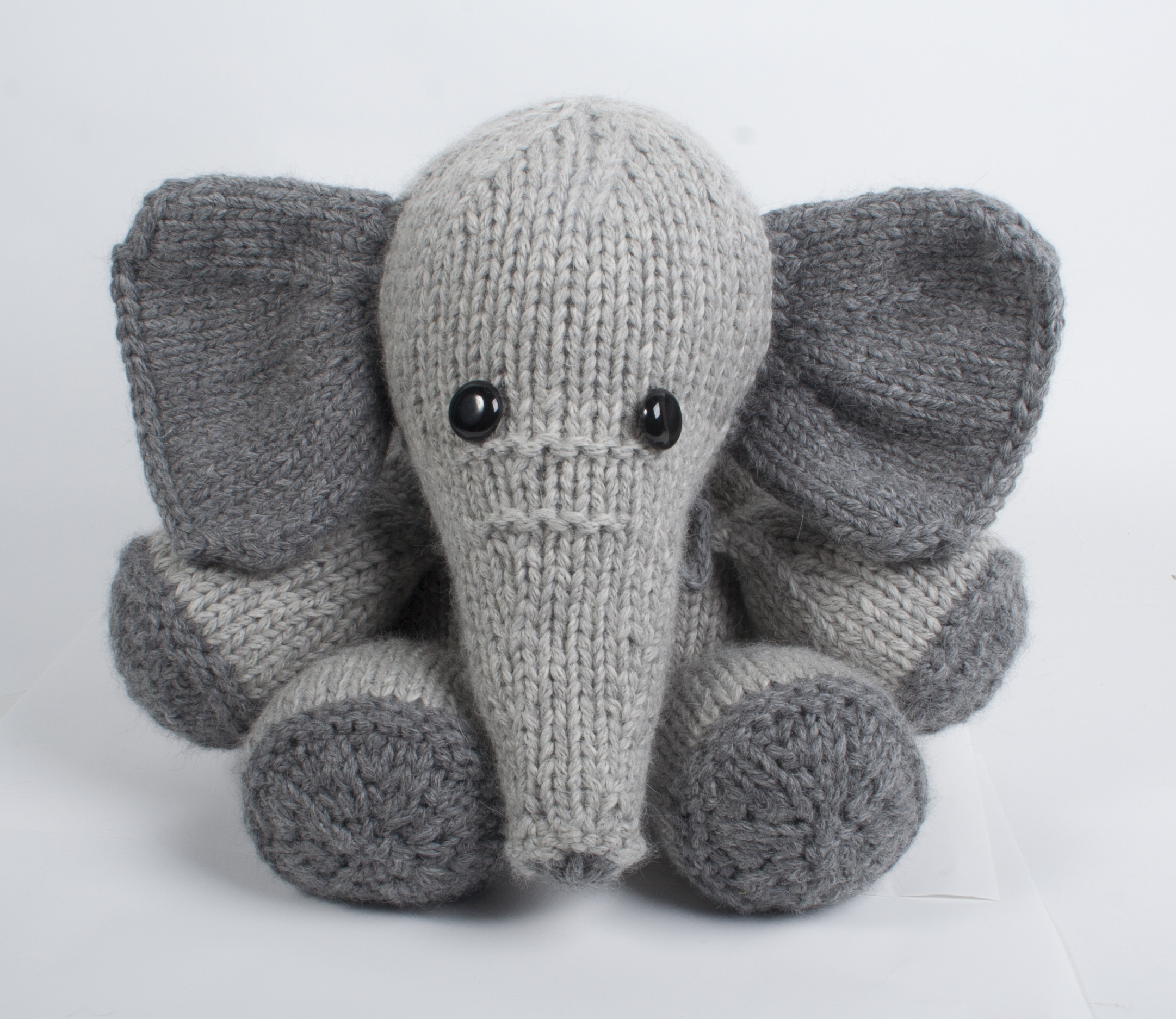 Awesome Bagsmith Blissa Elephant Kit Giveaway Knit Stuffed Animals Of Beautiful 47 Pics Knit Stuffed Animals
