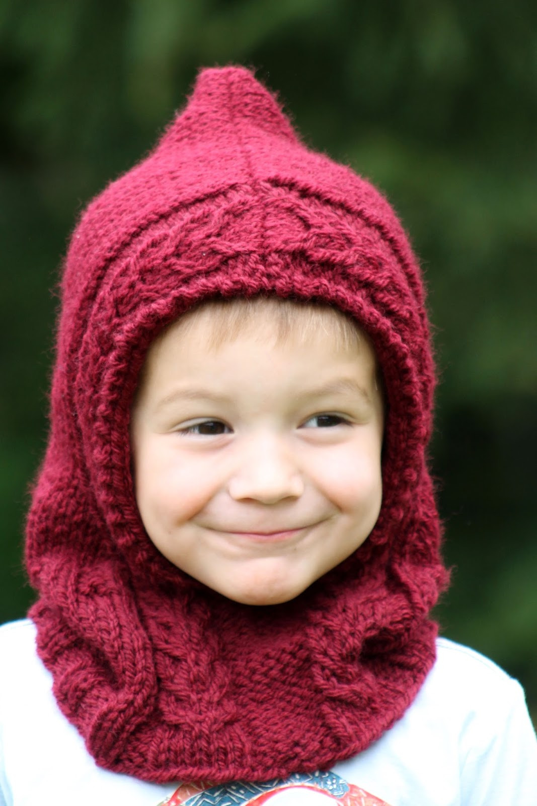 Awesome Balls to the Walls Knits Little Red Hooded Cowl Knitted Cowl Of Brilliant 41 Models Knitted Cowl