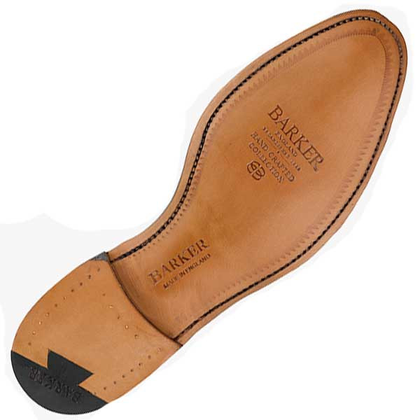 Awesome Barker Shoes Westfield Cedar Calf Country Brogue Leather sole Slippers Of Fresh 46 Models Leather sole Slippers