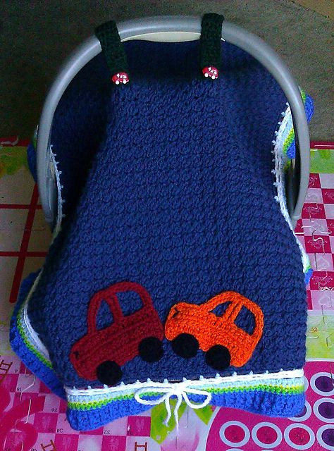 Awesome Basic Car Seat Tent Pattern by Maria Vazquez Free Crochet Car Seat Cover Pattern Of Wonderful 44 Pictures Crochet Car Seat Cover Pattern