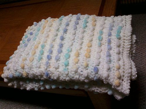 Beautiful Baby afghans and Bunnies on Pinterest