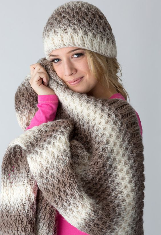 Awesome Beautiful Patterns and Knit Blankets On Pinterest Scarfie Yarn Patterns Of Luxury 50 Photos Scarfie Yarn Patterns
