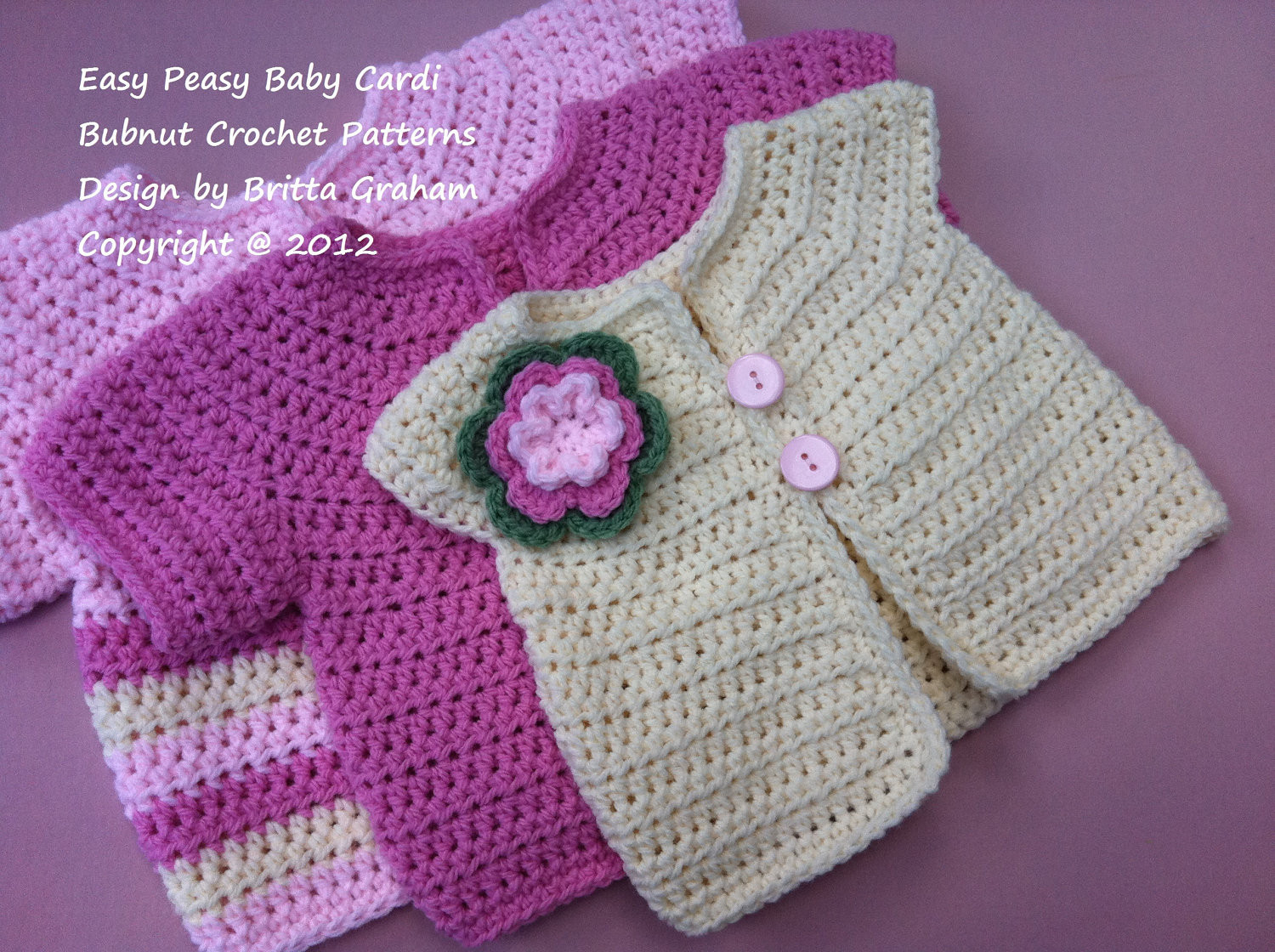 Awesome Beginner Crochet Baby Sweater Pattern Crochet and Knit Easy Crochet Cardigan Pattern Free Of Adorable 41 Pictures Easy Crochet Cardigan Pattern Free