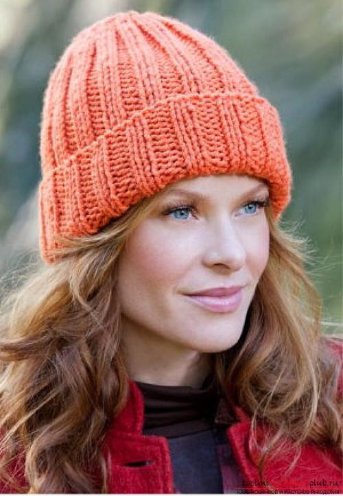 Awesome Beginner S Favorite Knitted Hat Easy Knit Hat Of Brilliant 47 Pictures Easy Knit Hat