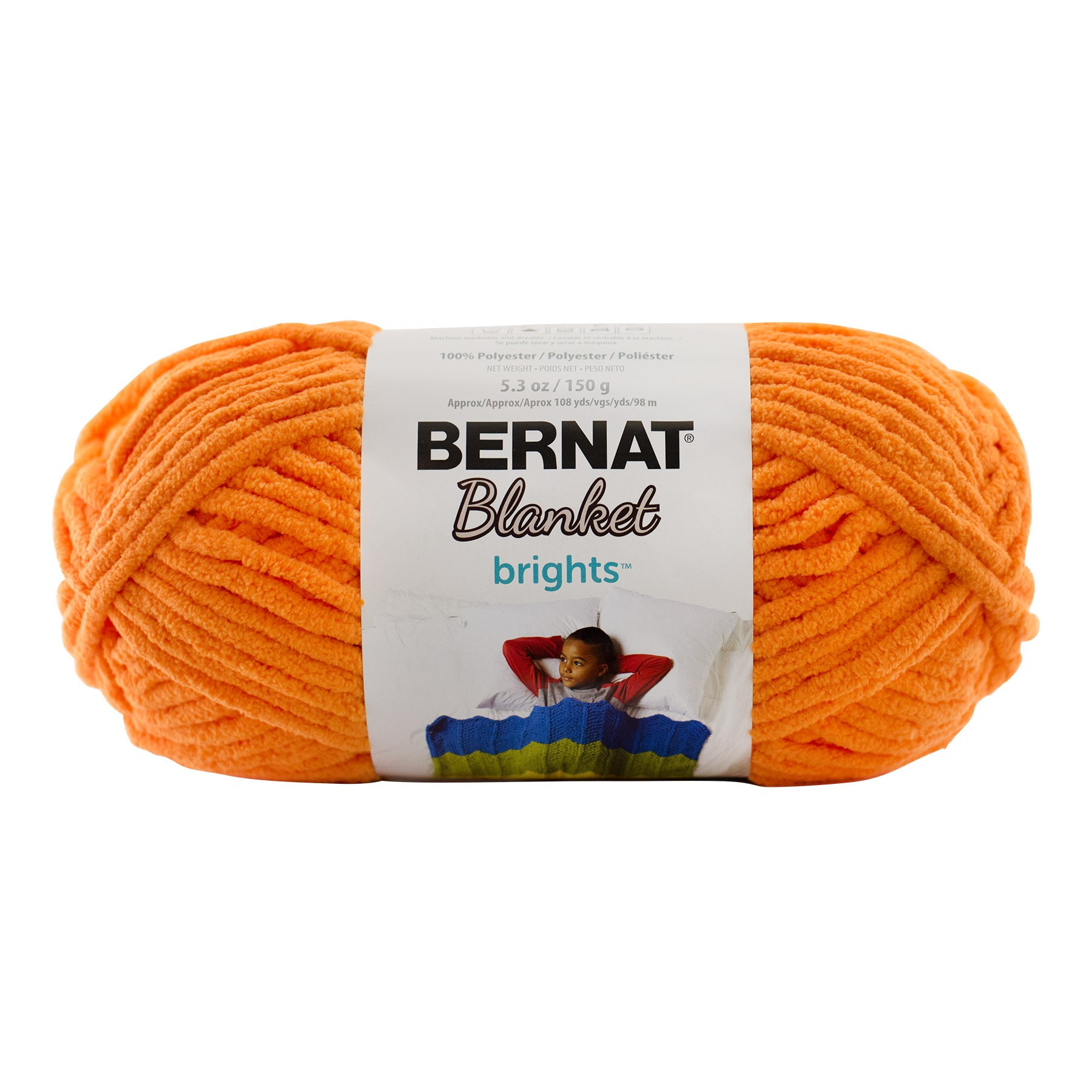 Awesome Bernat Blanket Brights Knitting Yarn 150g Yarn Companies Of Great 45 Images Yarn Companies